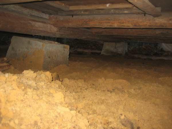 Сделать подвал в деревянном доме своими руками 34