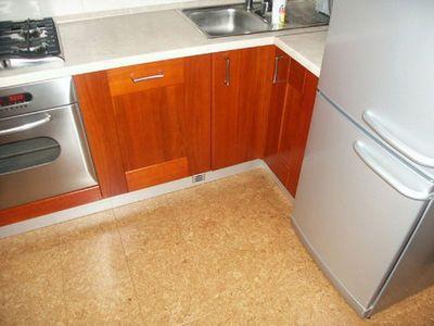 Кухня - прочность, легкость в уборке