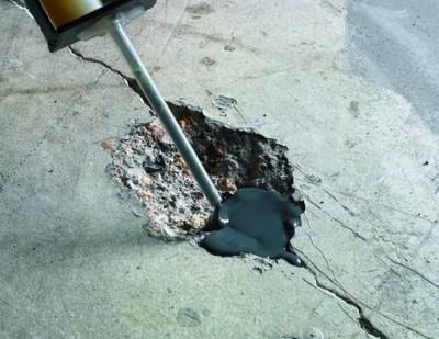Шпатлевание дефектов