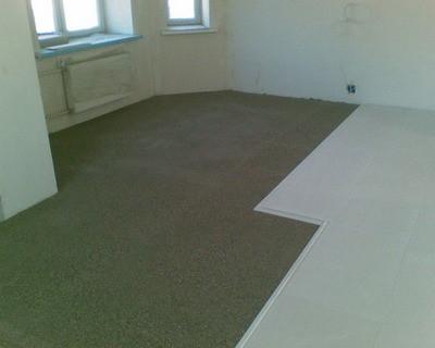 Отличное решение для квартиры - сухая стяжка