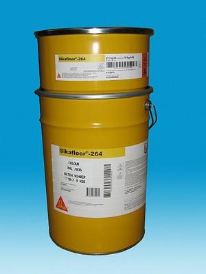 Отсутствие органических растворителей в составе - одно из главных преимуществ эпоксидной краски для бетона