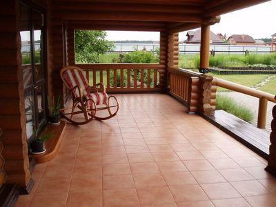 Керамическая плитка на балконе выдержит любые неблагоприятные воздействия