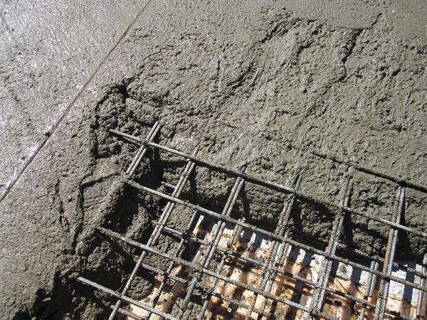 Армированный бетон