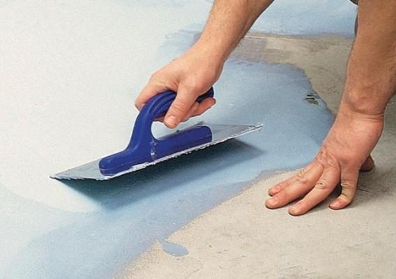 Выравнивание цементными составами