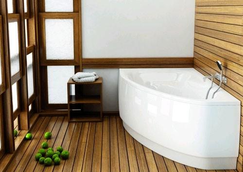Гидроизоляция деревянного пола в ванных комнатах