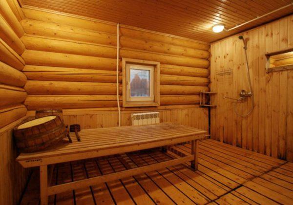 Как производится гидроизоляция пола бани