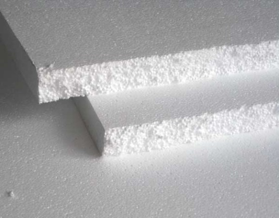 Пенопластовые плиты (пенополистирол)