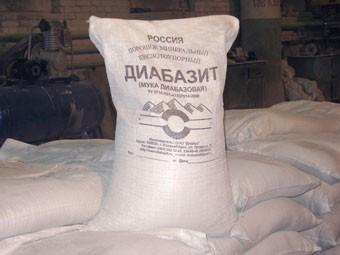 Порошок минеральный кислотоупорный ПМК-Диабазит (диабазовая мука)
