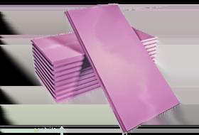 Розовый пенополистирол