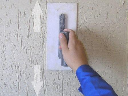 Терка для бетонного пола