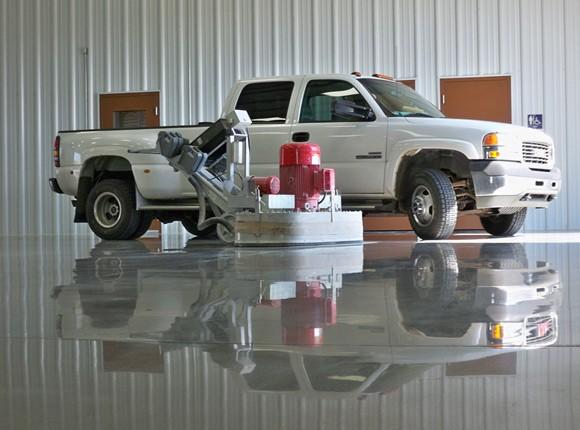 Хороший пол в гараже — это просто!