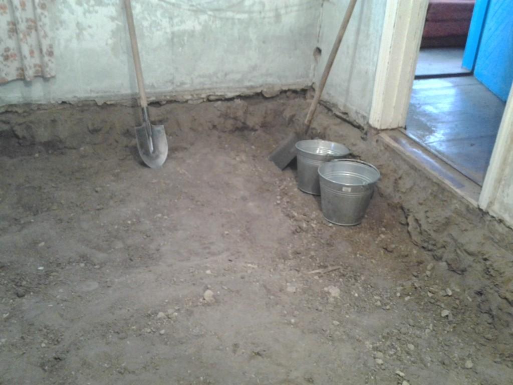 Устройство бетонного пола своими руками 20