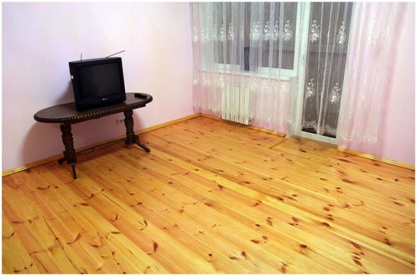 Деревянный пол в квартире