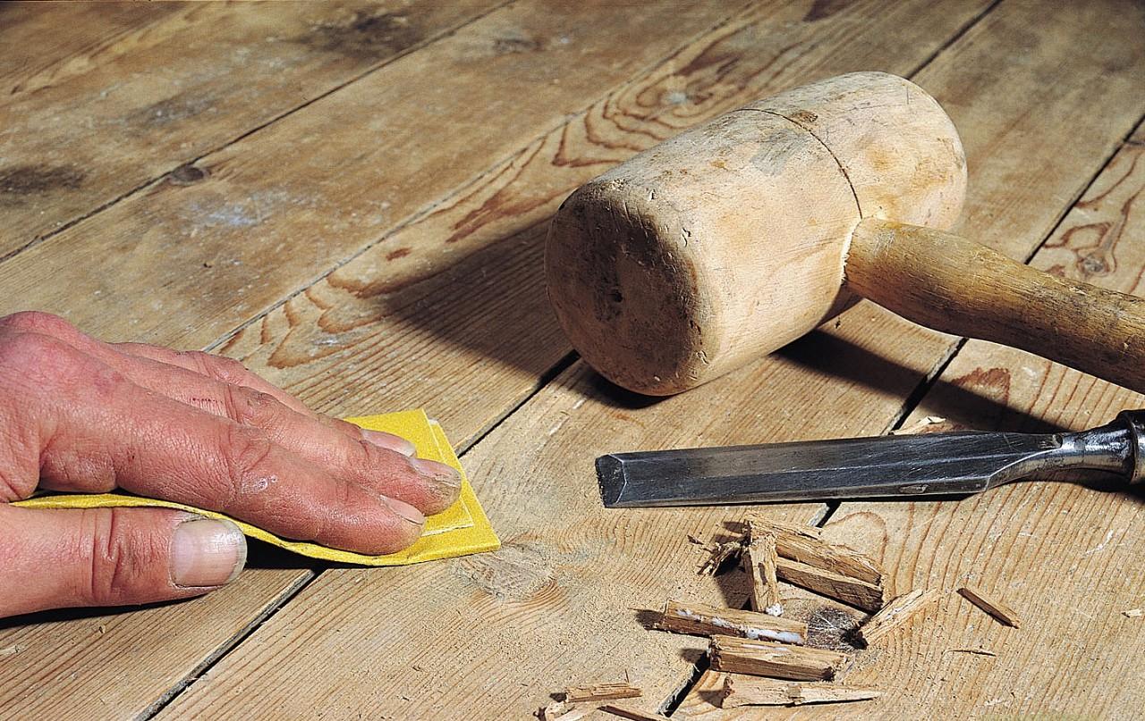 Как сделать что бы не скрипели деревянные полы