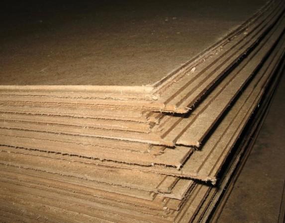 Древесно-волокнистая плита (ДВП)