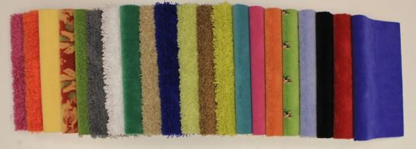 Многообразие ковровых покрытий