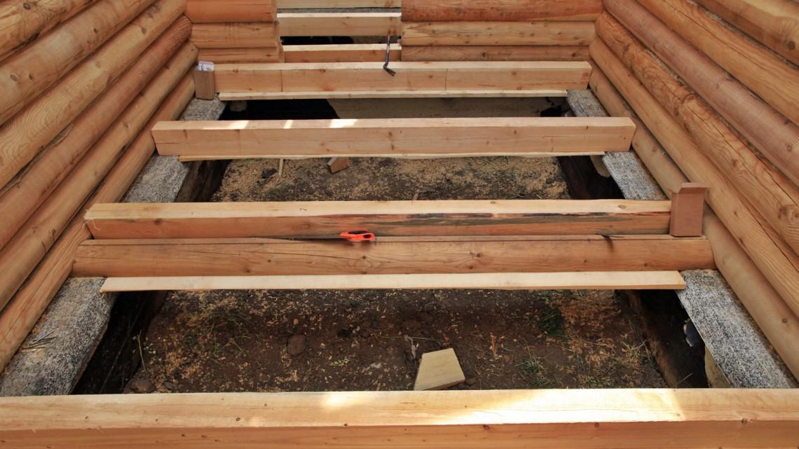 Как правильно сделать деревянный пол в своем доме 801