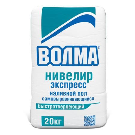 Наливной пол ВОЛМА-Нивелир Экспресс