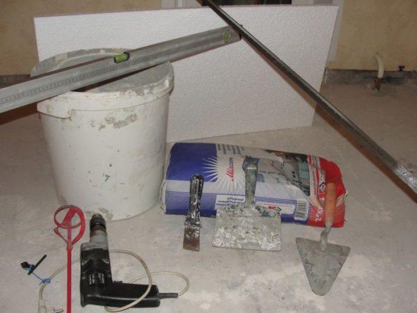 Некоторые инструменты для работы