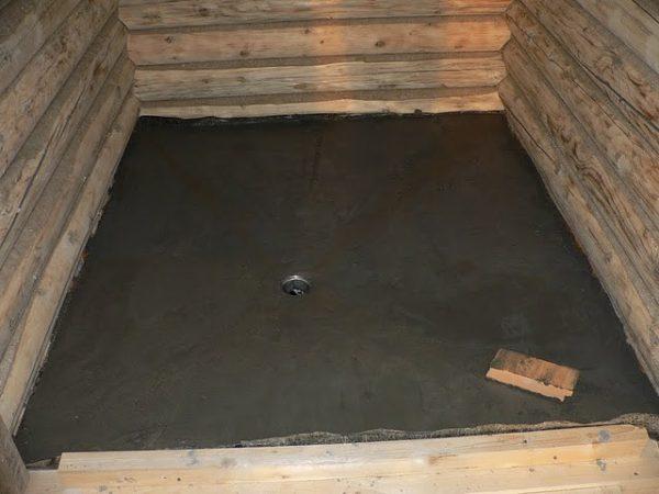 Основание для укладки плитки