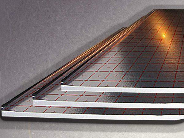 Отражающая теплоизоляция в плитах