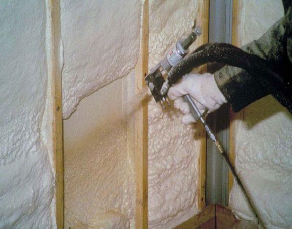 Утепление стен гаража
