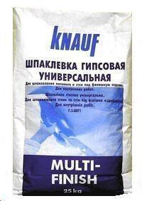 Шпаклёвка цементная КНАУФ