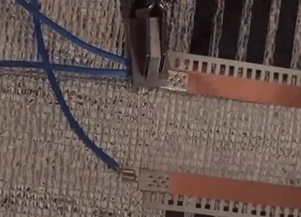 Монтаж теплого пленочного пола своими руками видео