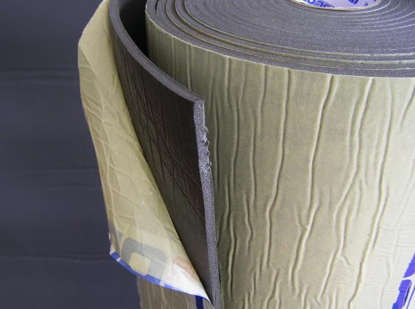 ISOLONTAPE самоклеящийся материал, покрытый клеем с одной или с двух сторон
