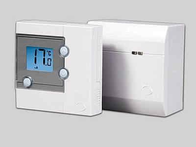 На фото – электронный термостат