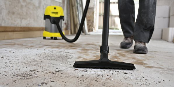 Пылесос для бетонной пыли