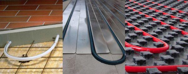 Как правильно сделать теплый пол: особенности выбора комплектующих, пошаговая инструкция по монтажу