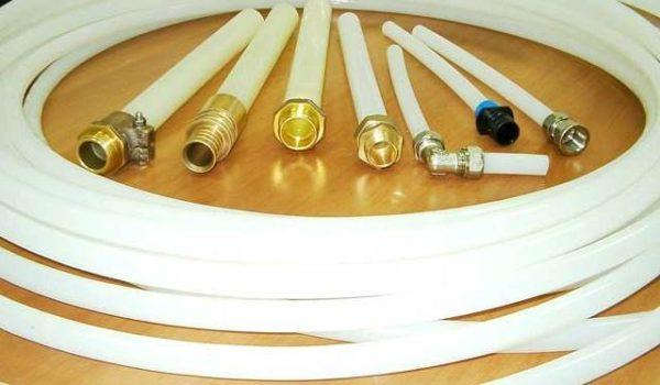 Полиэтиленовые трубы PEХ