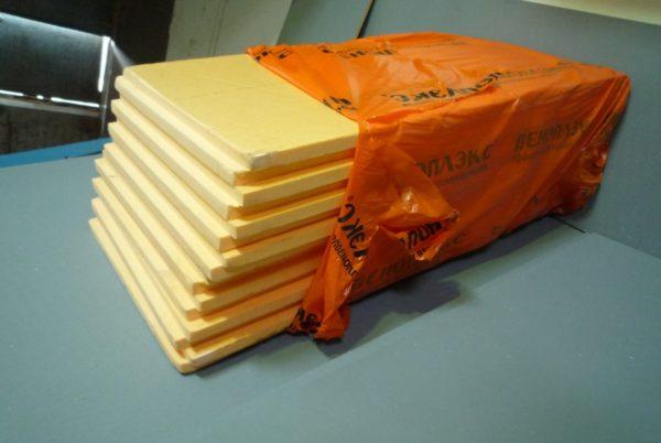 Упаковка пенополистирола