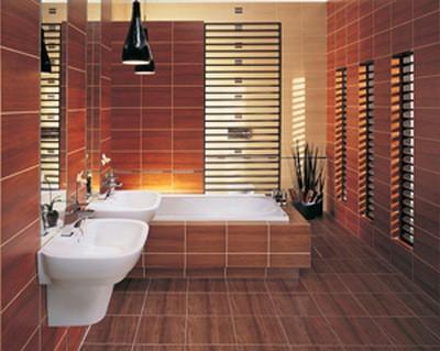 Кафельная плитка - идеальный материал для облицовки полов в ванных и санузлах