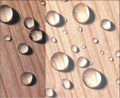 Качественная пропитка сама по себе становится надежным барьером для воды