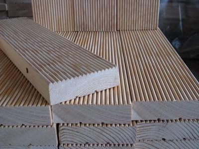 """Текинг - высококачественная """"палубная"""" доска из специальных сортов древесины"""