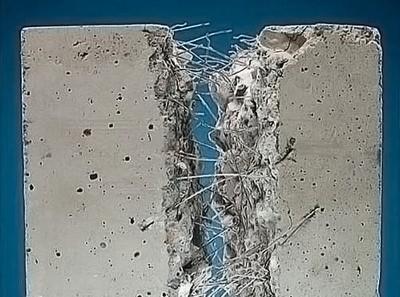 Фиброволокна создают дополнительную армирующую структуру