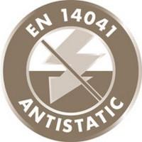 На линолеуме с антистатическими качествами должна быть нанесена соответствующая маркировка