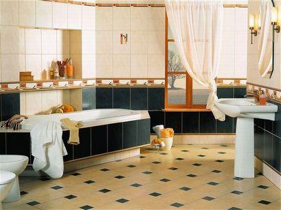 Как залить пол в ванной