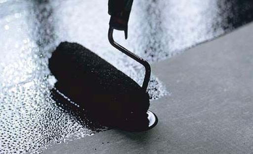 Гидроизоляция бетонного пола мастикой