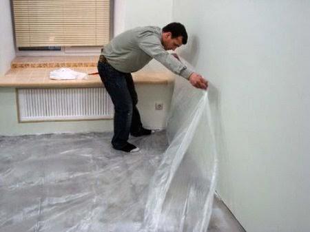Как выровнять деревянный пол под ламинат шпаклевкой