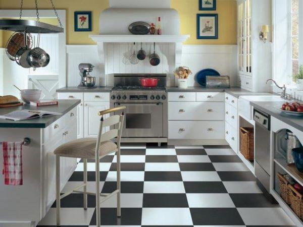 Основные свойства напольной плитки