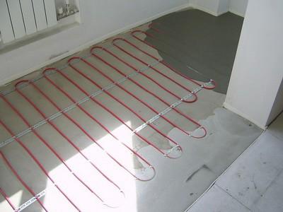 Как правильно сделать теплый пол