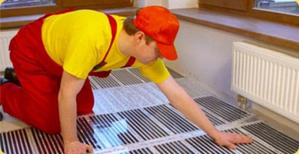 Система включается от отдельного автомата и проверяется каждый нагревательный блок