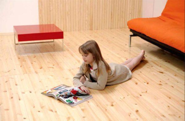 Способ утепления деревянного опола зависит от функционального назначения помещения