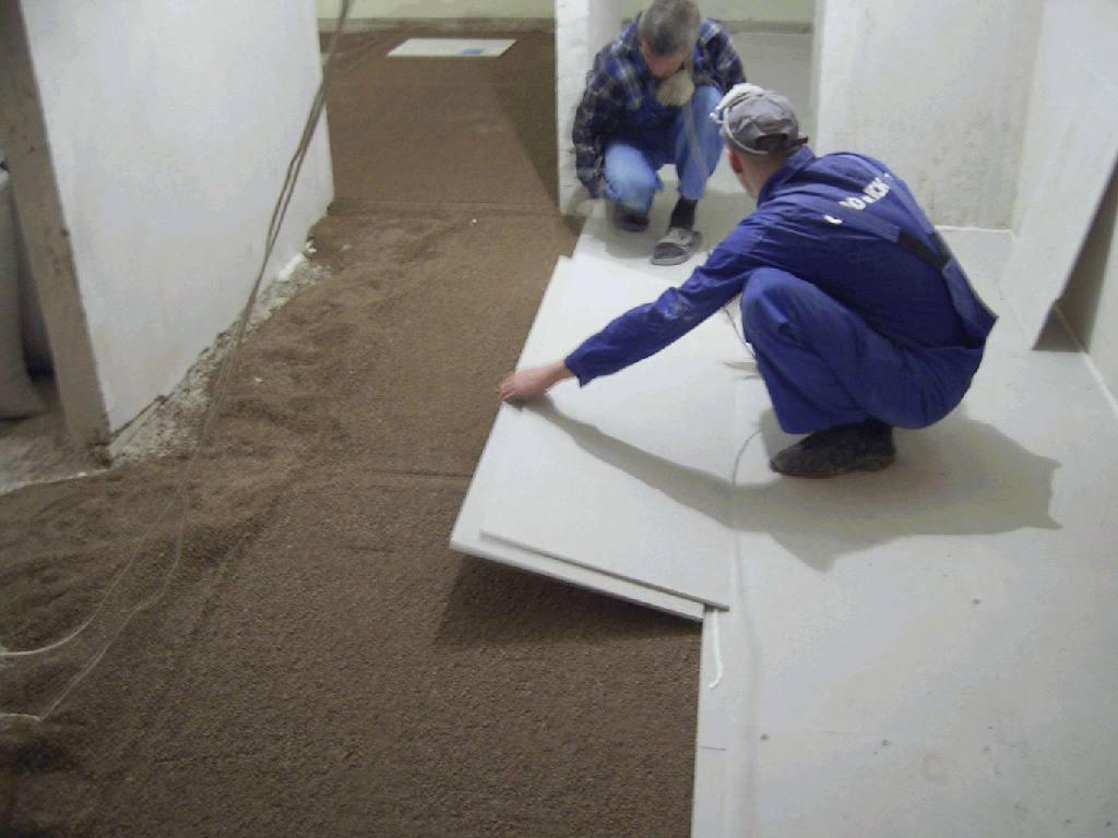 Керамзитобетон для выравнивания полов бетон с завода в чехове