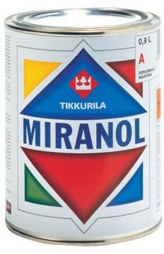 Tikkurila Эмаль MIRANOL тиксотроп