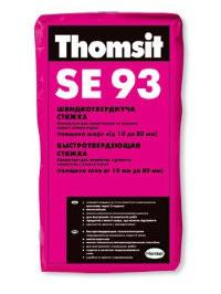 Thomsit SE 93 Быстросохнущая стяжка (25 кГ)