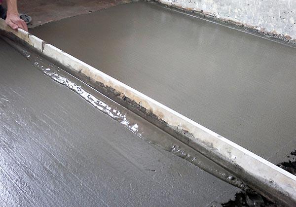 Стяжка пола бетоном керамзитобетон плотность для полов